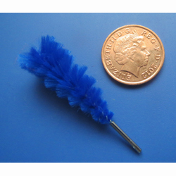 Blue 'Feather' Duster